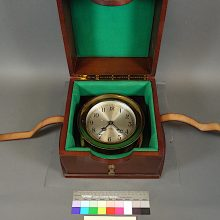 Maritime Heritage Collection Ship's Clock