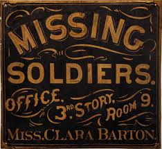Clara Barton Museum Sign