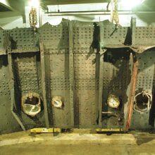 Titanic, Big Piece restoration
