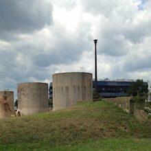 McMillian Slow Sand Filtration Plant - Concrete Calcification