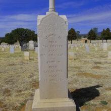 national cemeteries fort bayard