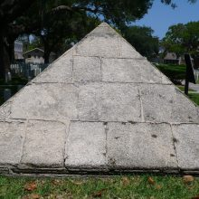 national cemetery pyramid