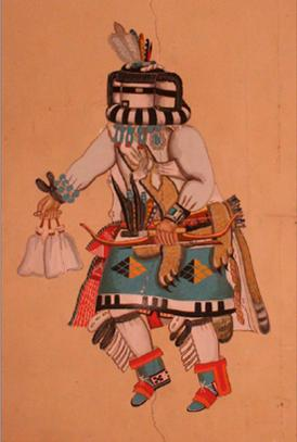 Shalako Mural conservation assessment