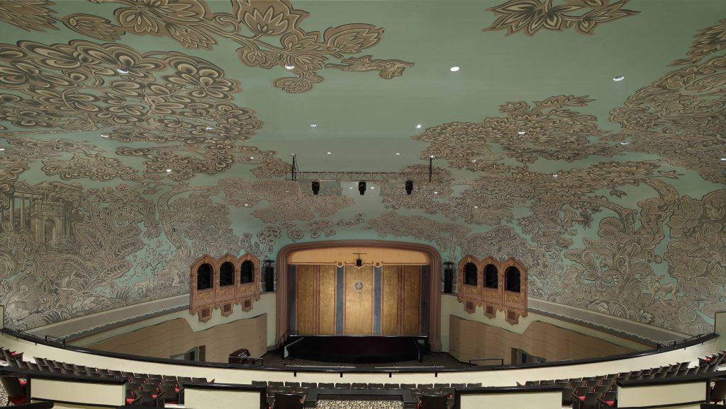 ceiling mural design