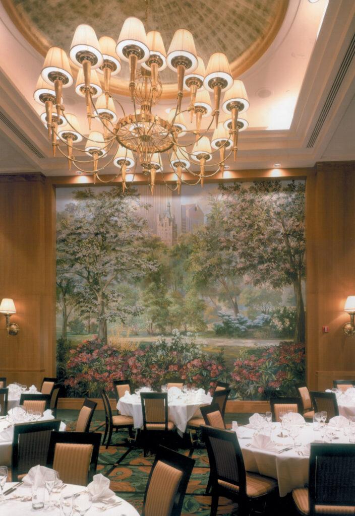 Sofitel Dining Room