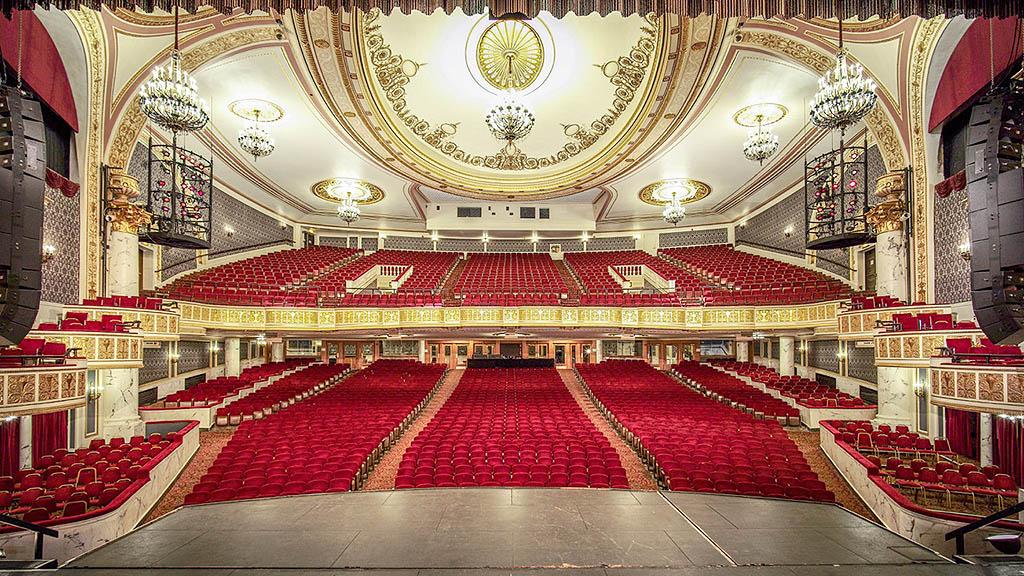 Proctors Theater Evergreene
