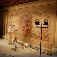decorative painting and plaster restoration