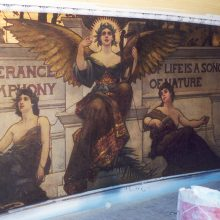 mural and plaster restoration