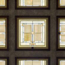 Unity Temple_Ceiling_Detail