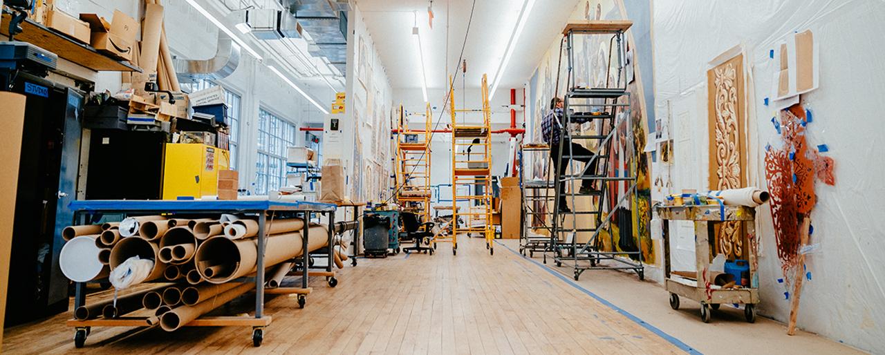 ICOS EAA Mural Studio