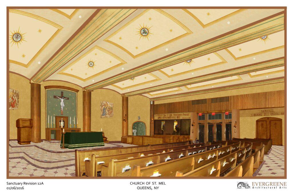 St. Mel's Modern Design