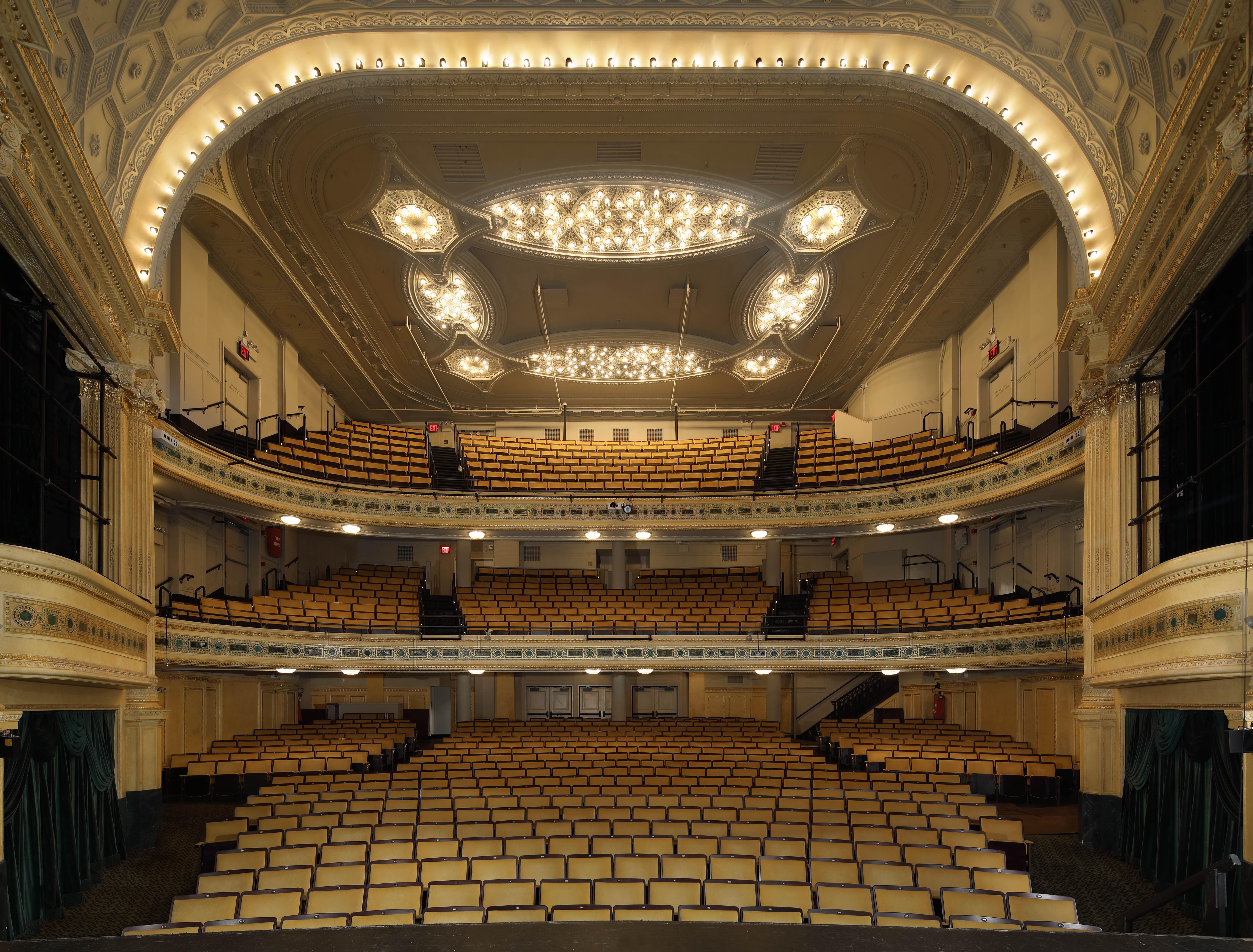 Hudson Theatre Evergreene