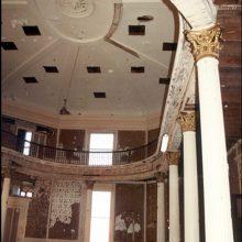 Alabama State Capitol - Senate Chamber before restoration