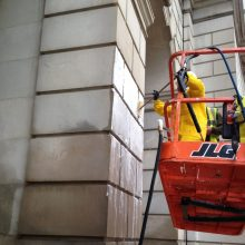 Federal Building Limestone Facade Assessment