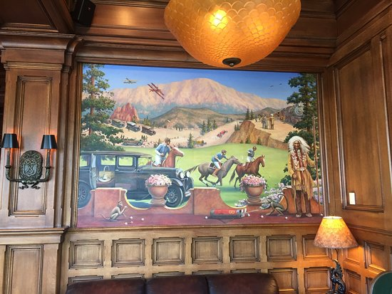 new mural design after installation