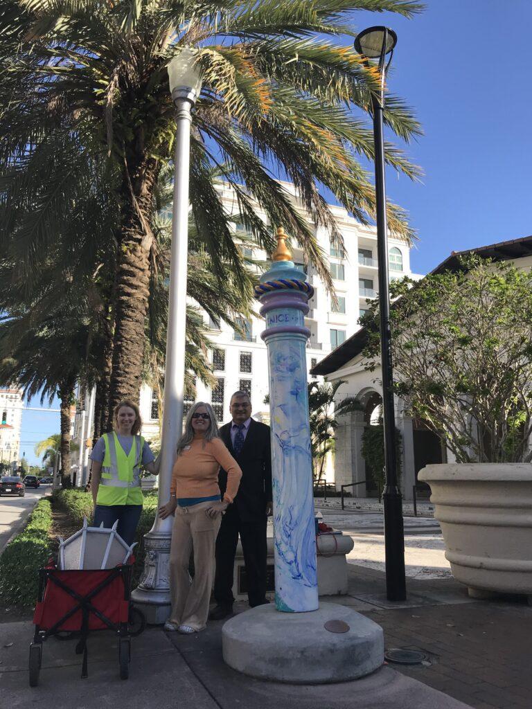 Historic Preservation of Coral Gables Association team, Coral Gables, FL