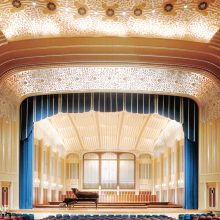 Severance Hall - Cleveland, OH | Copyright EverGreene Architectural Arts