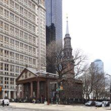 St. Paul's Chapel   Exterior