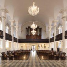 St. Paul's Chapel   Interior