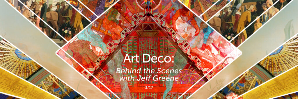 A Behind the Scenes Exploration of Art Deco Restoration & Conservation
