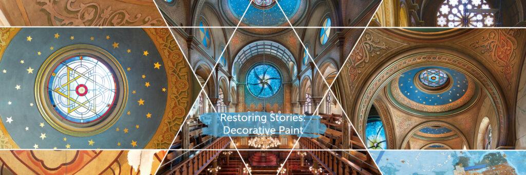 Eldridge Street Synagogue Restoring Stories