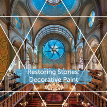 Eldridge Street Synagogue Restoring Stories