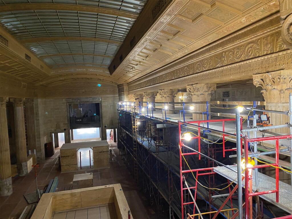Great Banking Hall Lobby