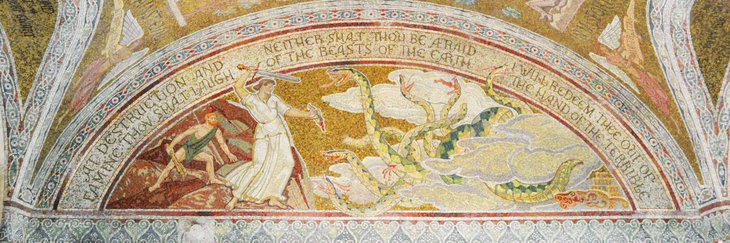 180 Wellington Mosaic