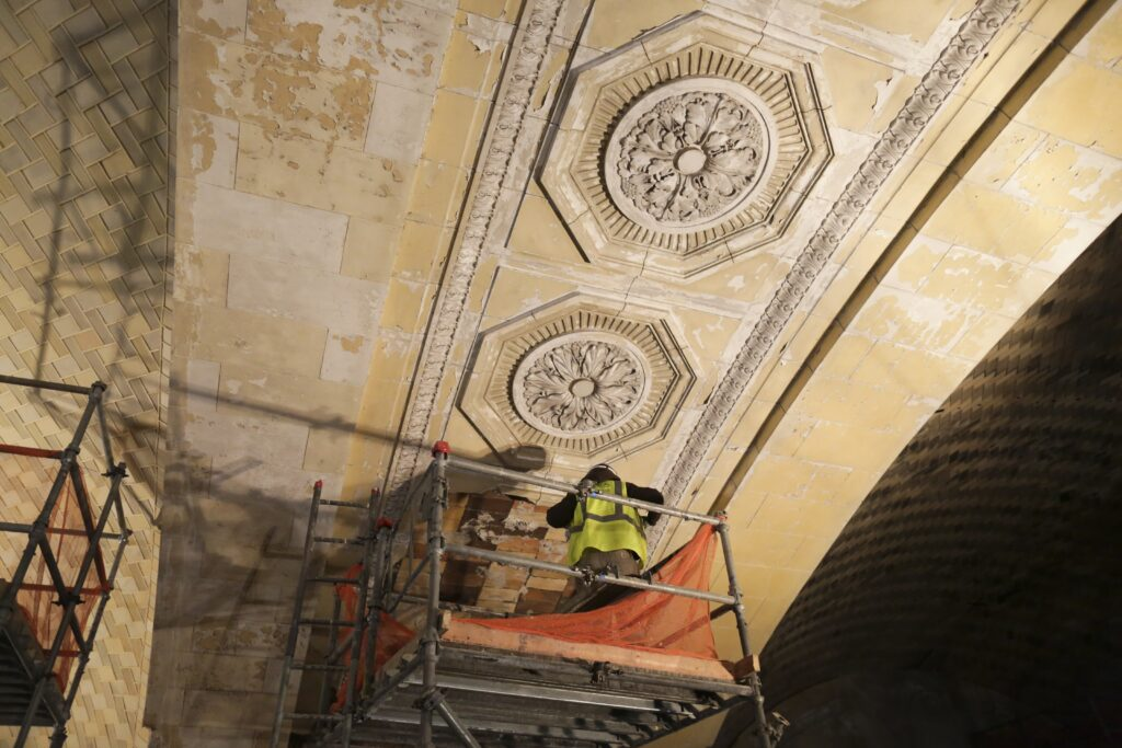 Photo: Ford Motor Company; Michigan Central Station