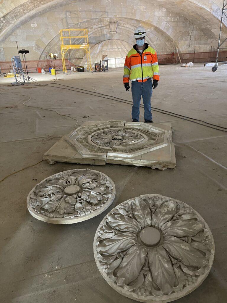 Ford Michigan Central Station Train Station Restoration