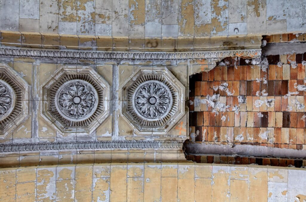 Photo: Ford Motor Company, Michigan Central Station.