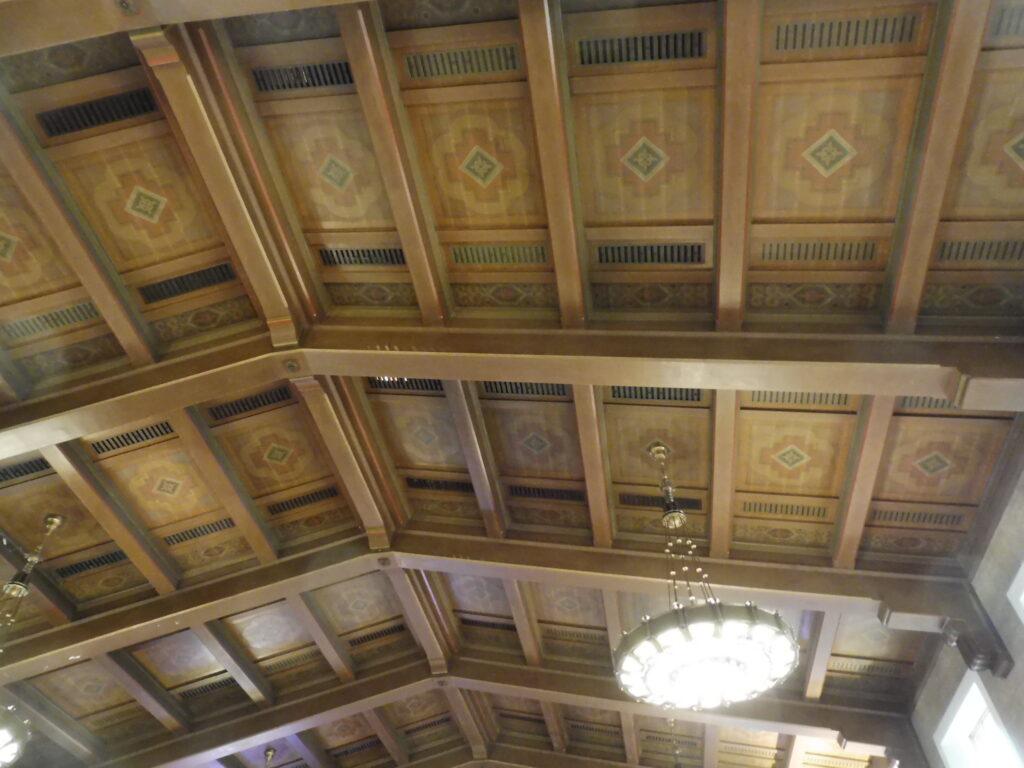 Los Angeles Union Station Waiting Room Restoration
