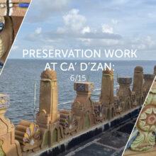 Keeping History Above Water: Charleston 2021