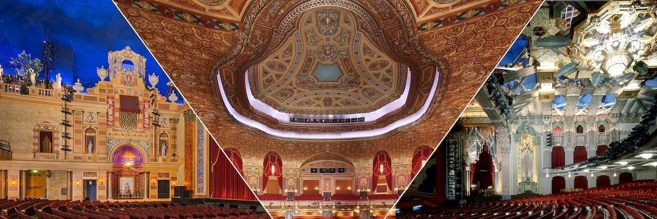 Explore Historic Movie Palaces
