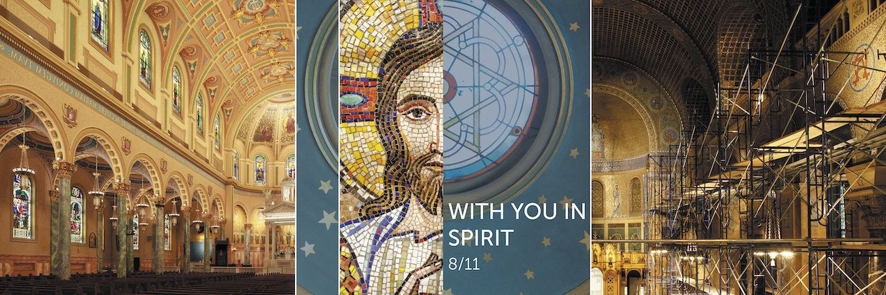 NYLC With You in Spirit - Sacred Sites Month - August 2021
