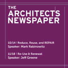 Architect's Newspaper Fall 202 1Events